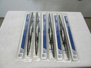 """NOS 1988-2007 GM 20"""" Metal Windshield Wiper Blades (8) GM 19192671 AC 8-4420 dp"""