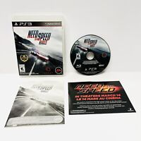 Playstation 3 - NEED FOR SPEED RIVALS - PS3 Game Complete And TESTED Working!