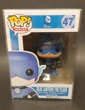 Funko Pop! *MINT* Blue Lantern: The Flash #47 w/ Pop Protector