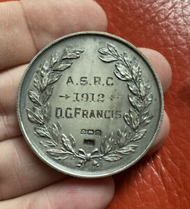 GB Solid Silver Medal 1912