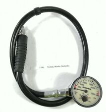 Dacor 5000 PSI SPG Submersible Pressure Gauge w Thermometer 5,000 Scuba    #1346