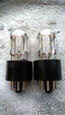 Супер аудио ламповый 1579 = 6SL7 = 6113 Супер редкие!!! 2 штуки.№2