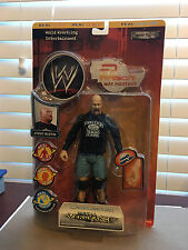WWE Jakks Stone Cold Steve Austin R3 Tech Mat Fighters Carded Figure
