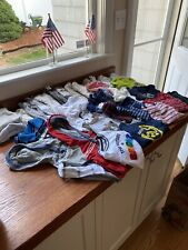 Baby boy clothes lot gently used 0-3 months 35 Pcs Gerber Carter Gymboree