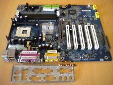 Gigabyte GA-8STXC Rev 1.0 Mainboard + Blende Sockel 478 DDR AGP8x Audio LAN*m461