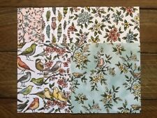 "Stampin' Up! 6x6 Designer Paper Pack ""Bird Ballad"""