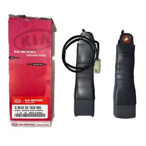 Genuine Pair Kia Shuma Sephia Spectra Mentor Seat Belt Stalks buckle Q0K2AG5762Q