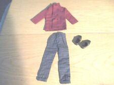 BARBIE / Ken - vêtements 60 / années 70 ans (set 31)