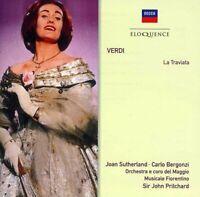 Joan Sutherland;Orche. e coro del Maggio Musicale - La Traviata [CD]