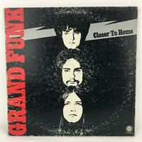 Vintage Vinyl LP Grand Funk Close To Home Gatefold SKAO-471 Capitol Records