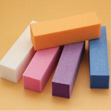 2x Nail Art Buffing Sanding Buffer Block Files Tips Manicure Accessory Tool Set