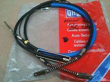 Austin Metro 1.1 1.3 MG Metro 1.3 inc Turbo hand brake cable QH BC2068