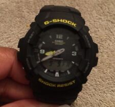 Yellow & Black & Red & Black G Shock Watches for Men/Boys