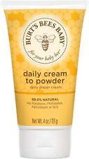 Burt's Bees Baby Bee Cream-To-Powder 4 oz