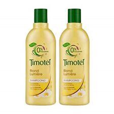 Timotei Shampoing Cheveux Blond Lumière 300 ml Lot de 2