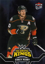 16/17 2016-17 Fleer Showcase Ultra Scoring Kings Corey Perry #8 Ducks