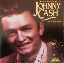 JOHNNY CASH The Hit Man Very Best Of CD. Brand New & Sealed