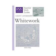 Whitework by Lizzy Lansberry, Royal School of Needlework (London, England)