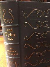 Easton Press: President John & Julia Gardiner Tyler: Virginia: Tidewater