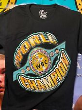 Boxing Champion Of The World T shirt by WBC