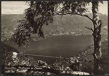 AD3226 Como - Provincia - Cernobbio, Moltrasio e Carate visti da Brunate