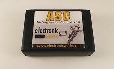 Audi A6 4F Luftfahrwerk Tieferlegungsmodul Air Suspension Control (ASC) WiFi