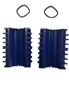 Blue Magnetic Water Conditioner Softener Limescale Preventer Descaler Remover Pr