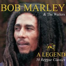 Bob Marley & The Wailers A LEGEND 50 Original Reggae Classics BEST OF New 3 CD