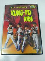 Los Nuevos Kung-Fu Kids - DVD Español Region All