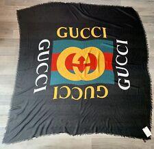Gucci Scarf/shawl 140x140cm New