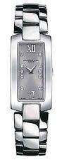 RAYMOND WEIL SHINE GREY DIAL DIAMONDS ST.STEEL WOMEN'S WATCH 1500-ST-00685 NEW