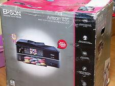 NEW Epson Artisan 835 Wireless All-in-One Color Inkjet Printer C11CA73201