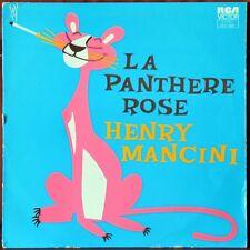 33t B.O.F. La Panthère Rose - Henry Mancini - OST (LP)