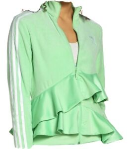 Adidas Originals JKoo Ruffle Track Jacket Large NWT