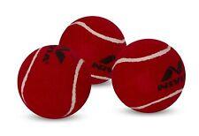 Nivia Cricket Tennis Ball Pack of 3