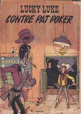 Lucky Luke contre Pat Poker / Morris / EO
