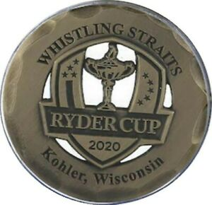 2020 RYDER CUP (Whistling Straits) RUSTIC COIN