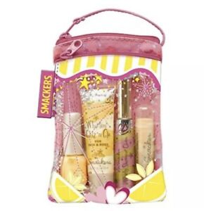 Lip Smacker Glam Bag, Pink Lemonade