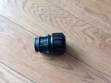"Philmac 32mm to  1"" Female BSP End Connector MDPE Water Pipe Fitting"