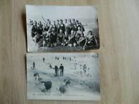 Folios Postales Antigua Playa Mar Vacaciones Lote 11-1920-1930