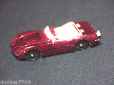 TOOTSIETOY CORVETTE CONVERTIBLE STYLE CAR DIECAST MADE IN USA - CHICAGO