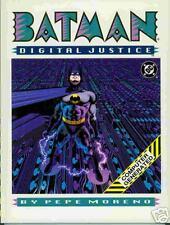 DC graphic novel: Batman-Digital Justice (HC, USA)