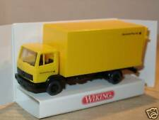 Wiking Mercedes 814 Deutsche Post VALIGIA - 552 03 - 1:87