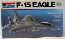 Model Kit Monogram F-15 Eagle 1979 NIB 5801 1:48 Jet
