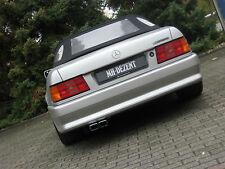"MH-DEZENT  Sportauspuff ab KAT Mercedes SL 60 AMG  R129  "" THE SOUNDMACHINE """