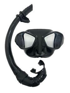 DIVE MASK & SNORKEL SET / 2KINGS / SPEARFISHING DIVE MASK