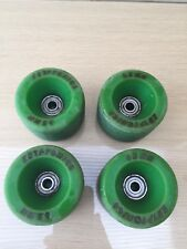 Original 1970s 65mm Kryptonic Skateboard Wheels. Well used but good condition.