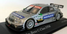 Voitures de courses miniatures bleus MINICHAMPS pour Mercedes