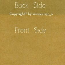 100 Sheets of A4 BROWN KRAFT 230gsm Recycled Cardboard Cardstock Thick Paper DIY