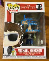 Jason Patric Signed The Lost Boys Michael Emerson 613 Funko Pop - JSA NN27958